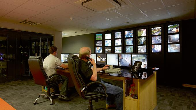 CCTV Remote Monitoring Yorkshire