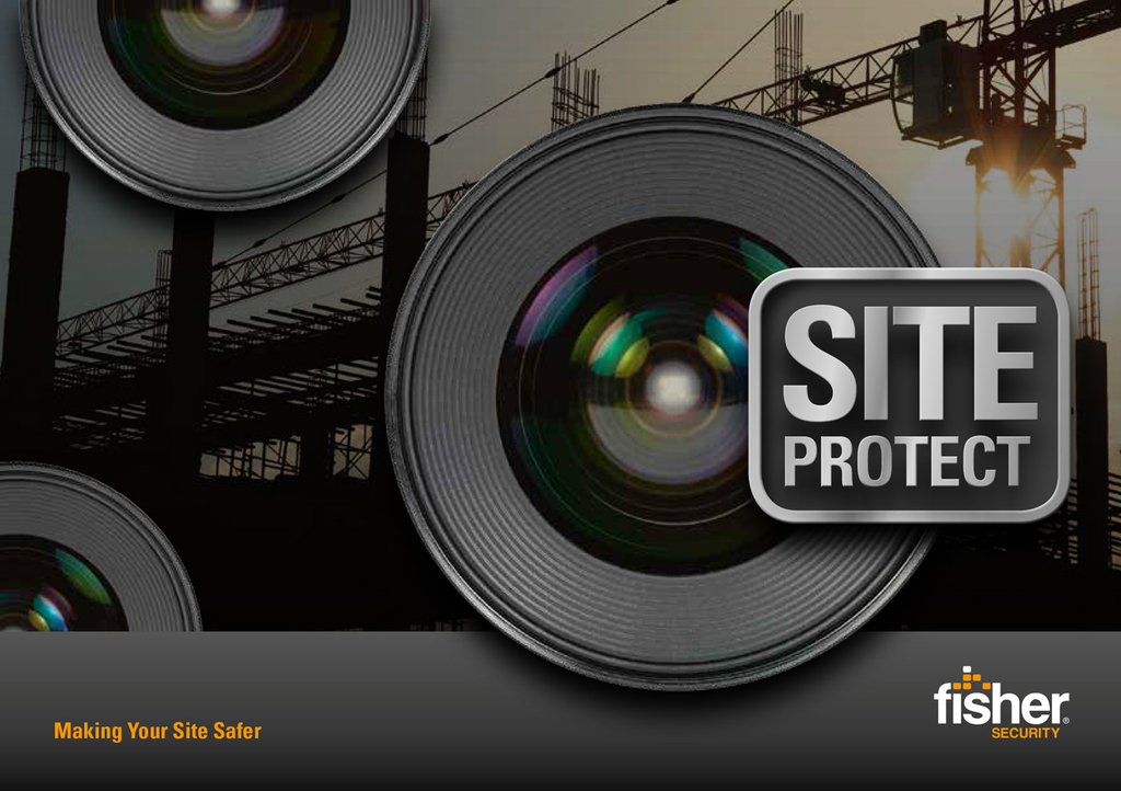 SITE PROTECT from Fisher Security
